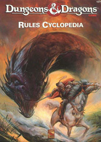Dungeons & Dragons Rules Cyclopedia (1991)
